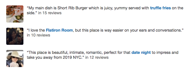Reviews from Guests